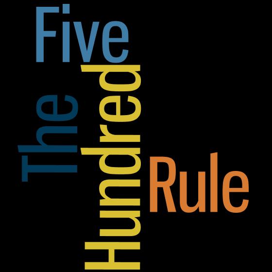 500 rule