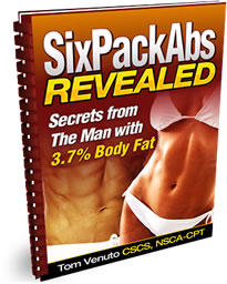 Six Pack Abs Revealed